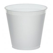 Frosted Souvenir Cup