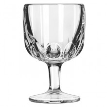 Libbey Hoffman House Goblet