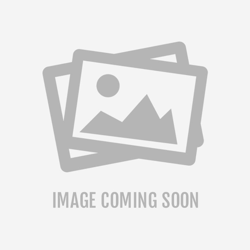 6' Square Woodgrain Market Umbrella with Valence Overseas