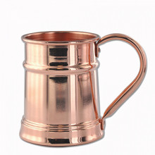 Solid Copper Stein