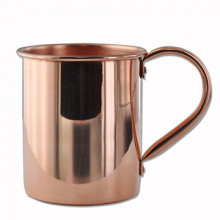 Solid Copper Mug