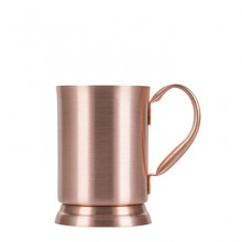 Solid Copper Beer Stein