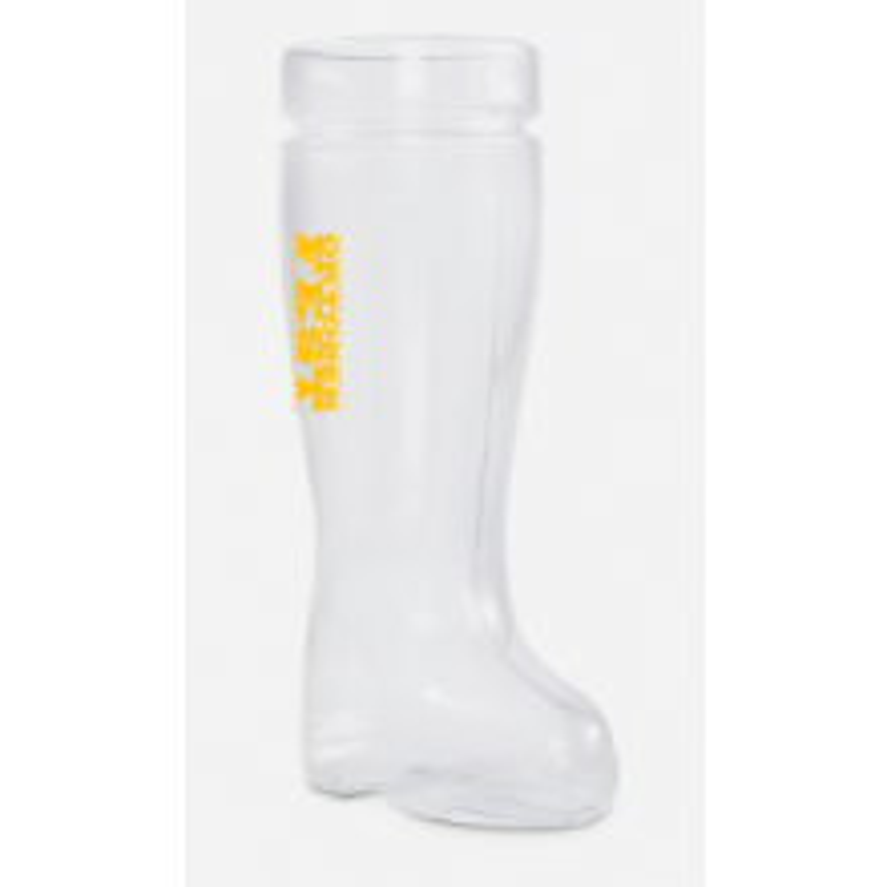 1L Plastic German Boot
