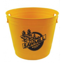 Plastic Party Bucket with Handles